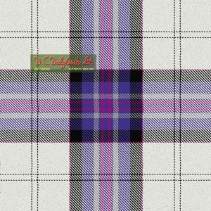 Tartan - Lochnagar Dress